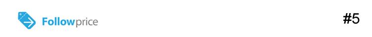 Logotipo da followprice
