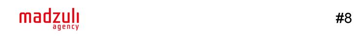 Logotipo da madzuli