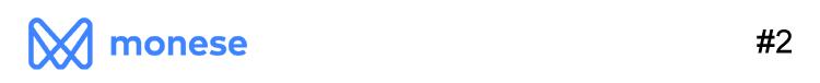 Logotipo da monese
