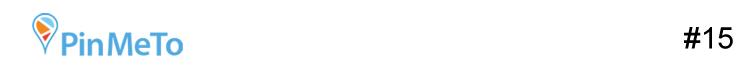 Logotipo da PinMeTo